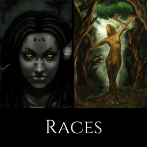 Races of Jaydür
