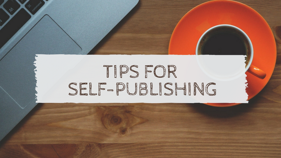 tips for self publishing