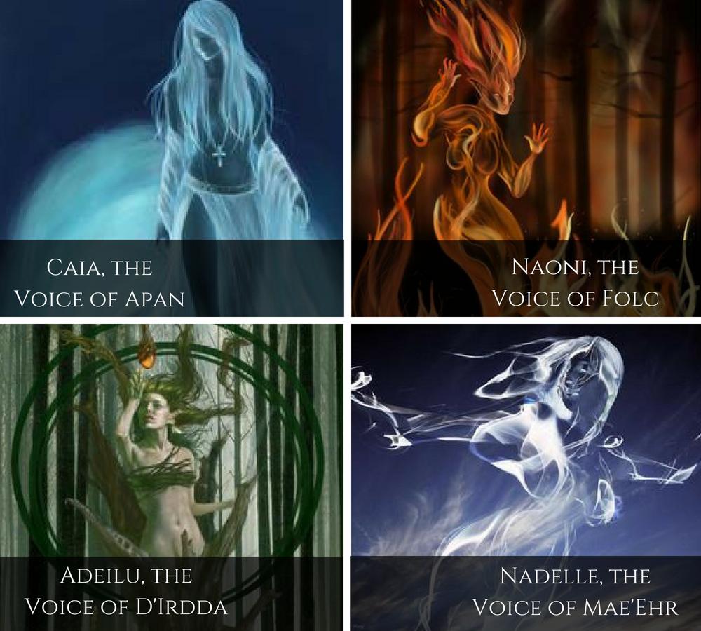 The Voices of Jaydür